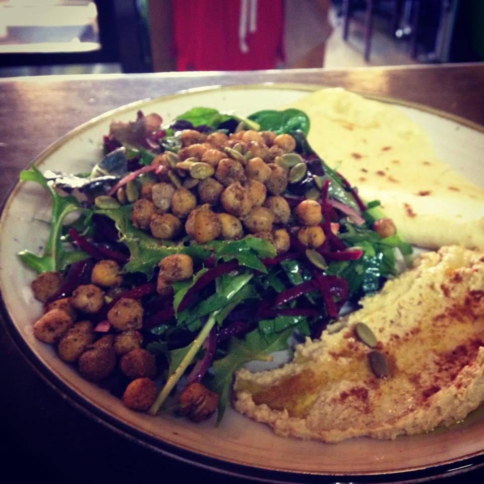 Salad @ Frankies Empire